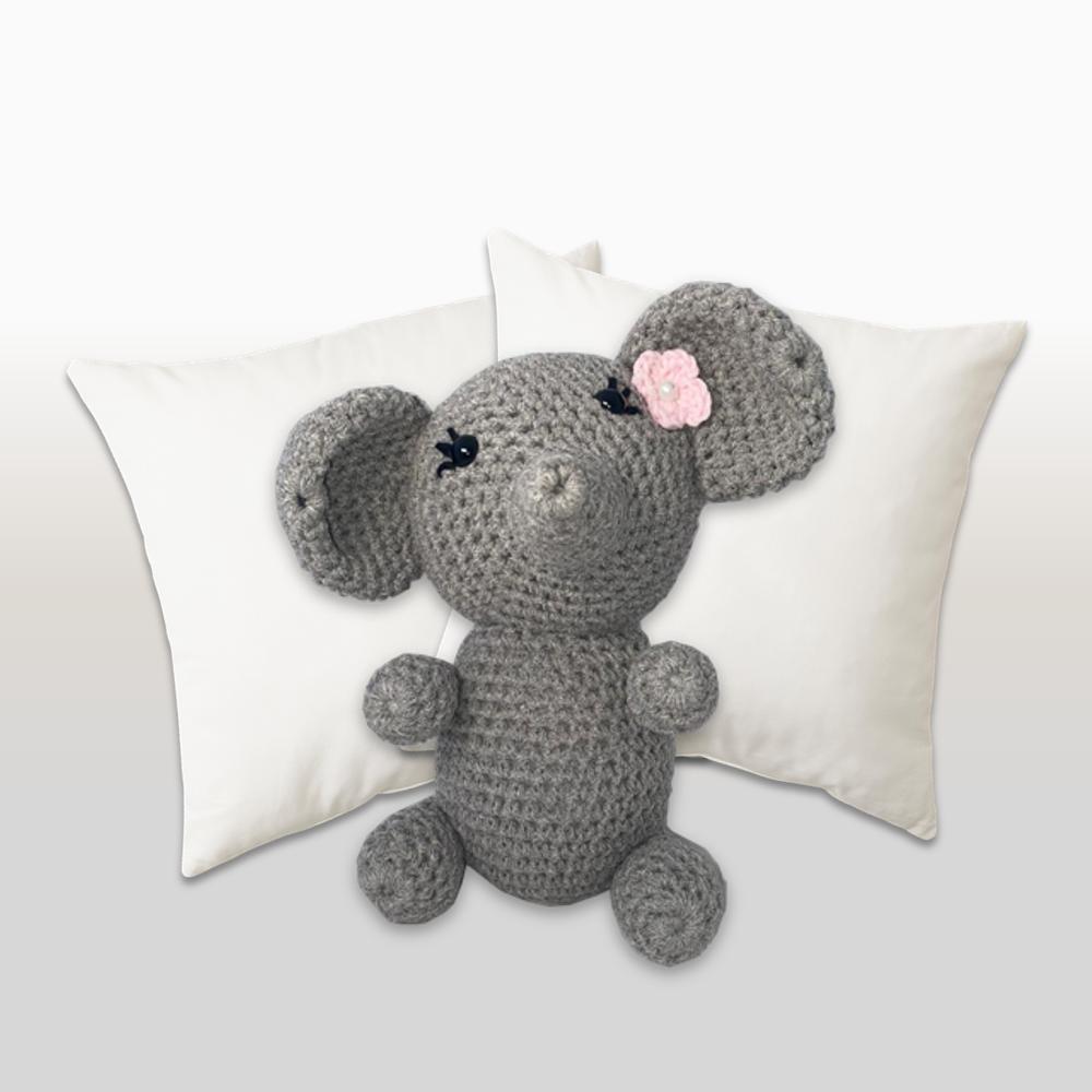 Elli Elephant Grey
