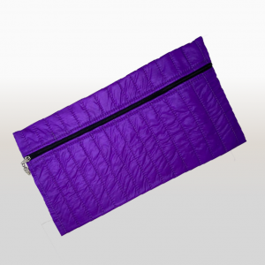 Pencil Bag (Parachute Florescent Purple)