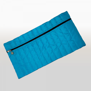 Pencil Bag (Parachute Florescent Aqua)