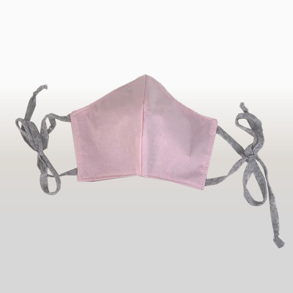 baby pink face masks