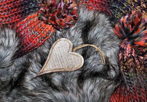 Wool and hearts